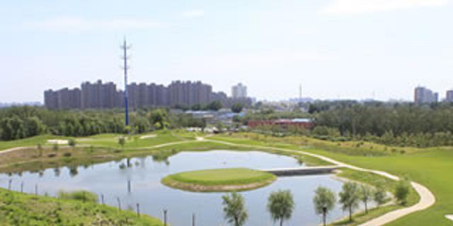 北京天硕伟业高尔夫球场