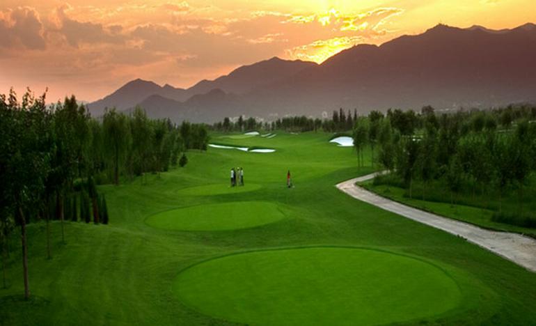 北京香山国际高尔夫