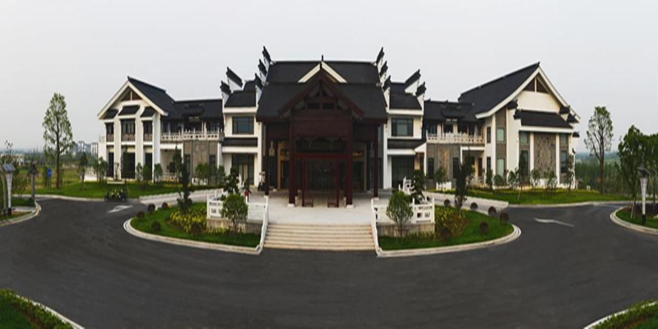 江苏苏州吴江同里高尔夫球场