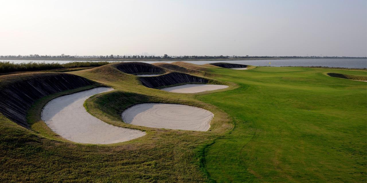天津滨海湖高尔夫球场(南场)