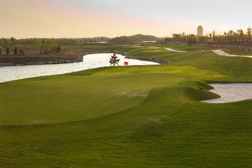 天津滨海森林高尔夫球场