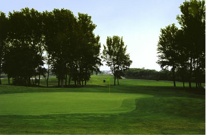 成立于1994年的青岛华山国际高尔夫俱乐部,实力名列山东第一。它由美国著名设计师Nelson,Wright & Haworth先生担纲设计,整体造型高低起伏,人工湖错落有致,形成绝佳的高尔夫球场缓形地带。拥有2个国际锦标级18洞高尔夫球场,标准杆144杆,球场总面积2500亩,至尊球场与聚豪球场球道长度分别为7150码和7080码,是目前中国山东地区设施最完善、档次最高的的高尔夫球场。