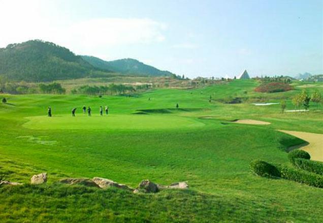 山东青岛国际高尔夫球场