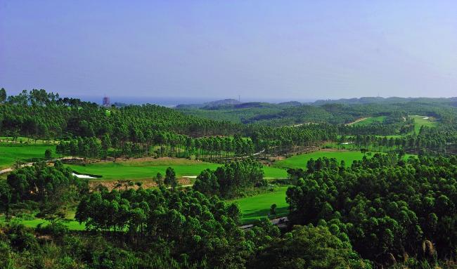 江山半岛国际高尔夫俱乐部