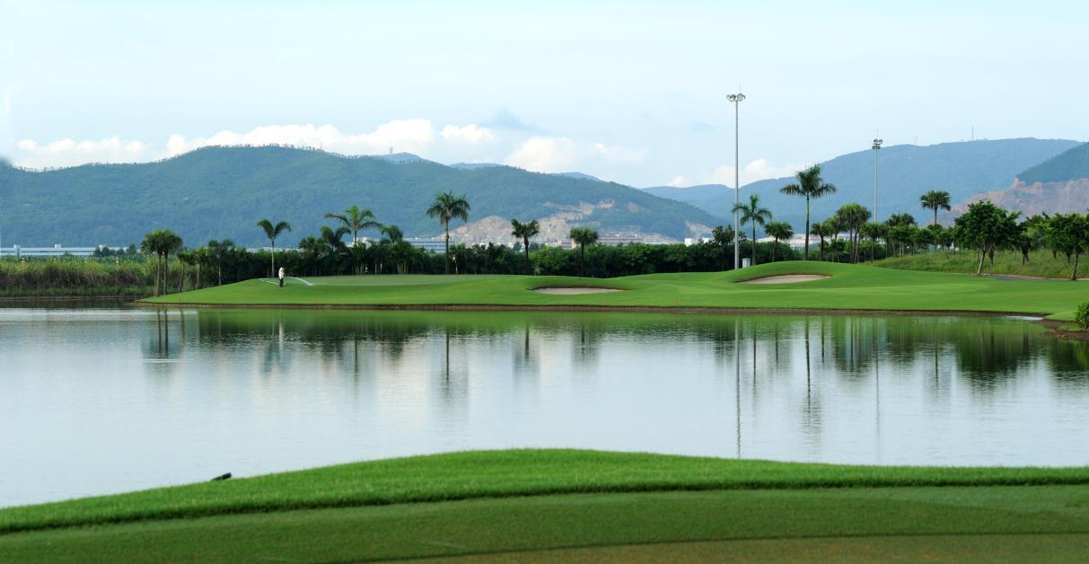 广东珠海金湾高尔夫球场