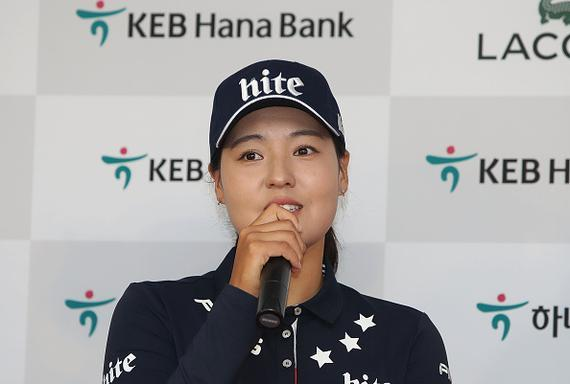田仁智是过去六年第四个赢得这一奖项的韩国选手