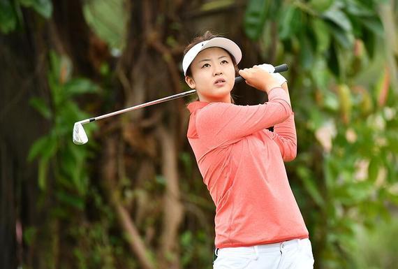 冯思敏本周领衔LPGA势力挑战厦门公开赛