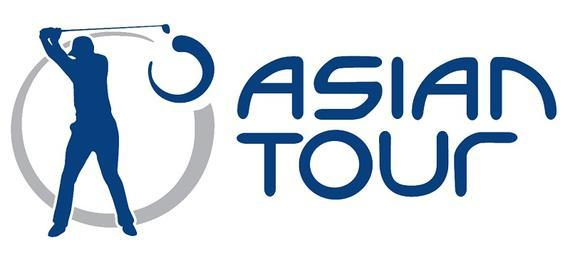 亚巡赛logo