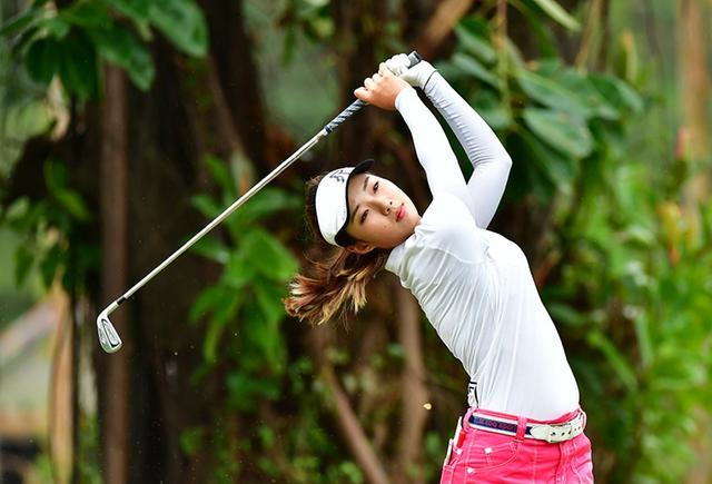 厦门女子国际赛周三练习日