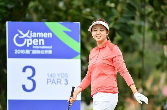 冯思敏领衔LPGA势力挑战厦门女子公开赛