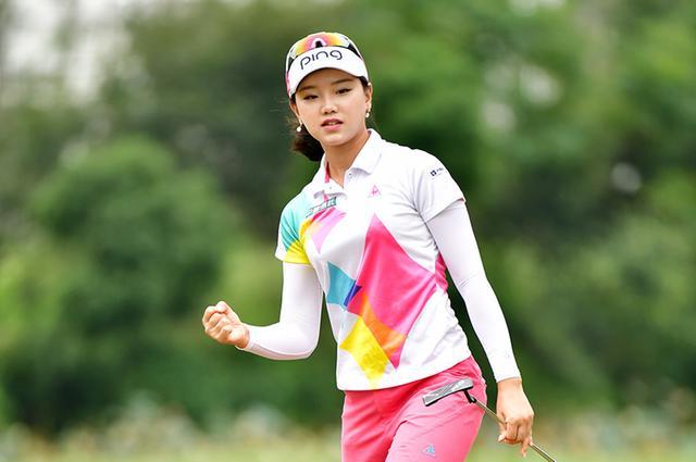 厦门国际女子公开赛首轮